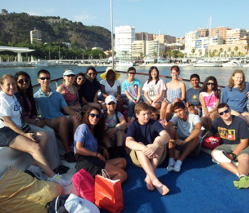 Boat Tours and Activities in Malaga for associations and organized groups