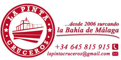 Malaga en Barco